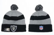 Wholesale Cheap Oakland Raiders Beanies YD006