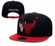 Wholesale Cheap NBA Chicago Bulls Snapback Ajustable Cap Hat YD 03-13_43