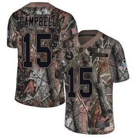 Wholesale Cheap Nike Colts #15 Parris Campbell Camo Men\'s Stitched NFL Limited Rush Realtree Jersey