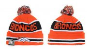 Wholesale Cheap Denver Broncos Beanies YD001