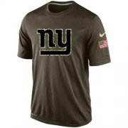 Wholesale Men's New York Giants Salute To Service Nike Dri-FIT T-Shirt