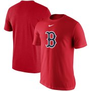Wholesale Cheap Boston Red Sox Nike Legend Batting Practice Primary Logo Performance T-Shirt Red
