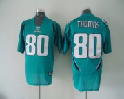 Wholesale Cheap Jaguars #80 Mike Thomas Green Stitched NFL Jersey
