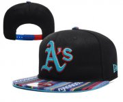 Wholesale Cheap Oakland Athletics Snapbacks YD003