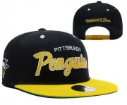 Wholesale Cheap Pittsburgh Penguins Snapbacks YD004