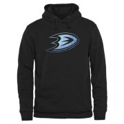 Wholesale Cheap Anaheim Ducks Rinkside Pond Hockey Pullover Hoodie Black
