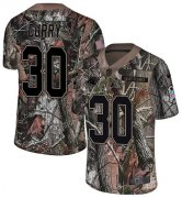 Wholesale Cheap Nike Panthers #30 Stephen Curry Camo Youth Stitched NFL Limited Rush Realtree Jersey