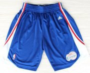 Wholesale Cheap Los Angeles Clippers Blue Short