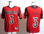 Wholesale Cheap Louisville Cardinals #3 Peyton Siva 2013 March Madness Red Jersey