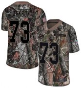 Wholesale Cheap Nike Dolphins #73 Austin Jackson Camo Men's Stitched NFL Limited Rush Realtree Jersey