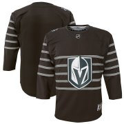 Wholesale Cheap Youth Vegas Golden Knights Gray 2020 NHL All-Star Game Premier Jersey