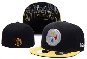 Wholesale Cheap Pittsburgh Steelers fitted hats 01