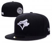 Wholesale Cheap Toronto Blue Jays fitted hats 02