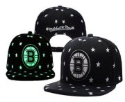Wholesale Cheap Boston Bruins Snapback Ajustable Cap Hat YD 4