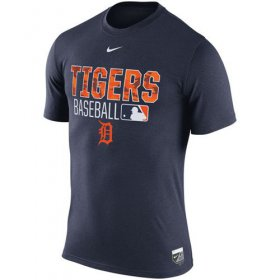 Wholesale Cheap Detroit Tigers Nike 2016 AC Legend Team Issue 1.6 T-Shirt Navy