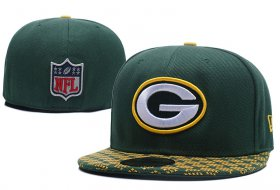 Wholesale Cheap Green Bay Packers fitted hats 01