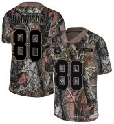 Wholesale Cheap Nike Colts #88 Marvin Harrison Camo Youth Stitched NFL Limited Rush Realtree Jersey