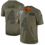 Wholesale Nike Raiders #82 Jordy Nelson Olive/Gold Youth Stitched NFL Limited 2017 Salute to Service Jersey