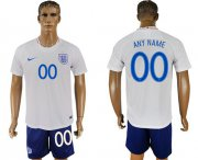 Wholesale Cheap England Personalized Home Soccer Country Jersey