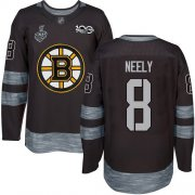 Wholesale Cheap Adidas Bruins #8 Cam Neely Black 1917-2017 100th Anniversary Stanley Cup Final Bound Stitched NHL Jersey