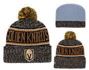 Wholesale Cheap Vegas Golden Knights Beanies 4