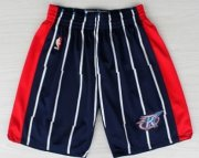 Wholesale Cheap Houston Rockets Blue Throwback Short