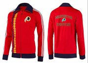 Wholesale Cheap NFL Washington Redskins Heart Jacket Red