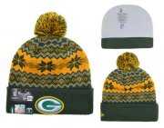 Wholesale Cheap Green Bay Packers Beanies YD008