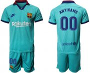 Wholesale Cheap Barcelona Personalized Third Soccer Club Jersey