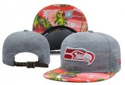 Wholesale Cheap Seattle Seahawks Snapbacks YD010
