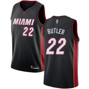 Wholesale Cheap Heat #22 Jimmy Butler Black Basketball Swingman Icon Edition Jersey