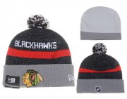 Wholesale Cheap Chicago Blackhawks Beanies YD004