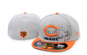 Wholesale Cheap Chicago Bears fitted hats 07