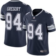Wholesale Cheap Nike Cowboys #94 Randy Gregory Navy Blue Team Color Youth Stitched NFL Vapor Untouchable Limited Jersey