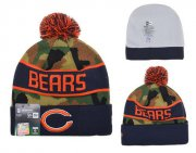 Wholesale Cheap Chicago Bears Beanies YD013