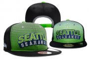 Wholesale Cheap Seattle Seahawks Snapbacks YD009