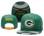 Wholesale Cheap Green Bay Packers Snapback Ajustable Cap Hat YD
