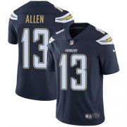 Wholesale Cheap Nike Chargers #13 Keenan Allen Navy Blue Team Color Youth Stitched NFL Vapor Untouchable Limited Jersey