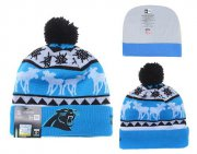 Wholesale Cheap Carolina Panthers Beanies YD010