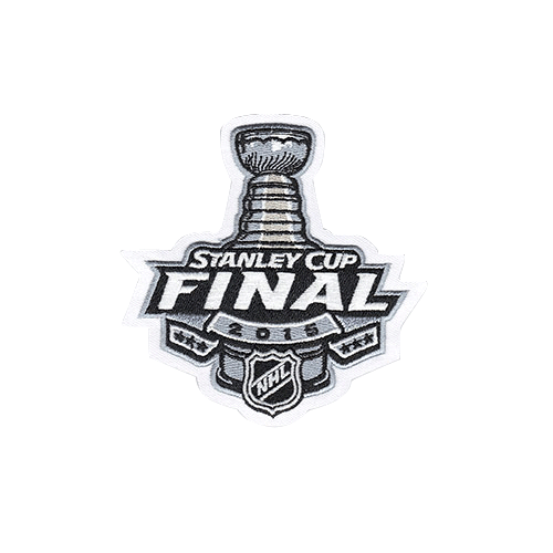 Wholesale Cheap Stitched 2015 NHL Stanley Cup Final Champions Logo Jersey Patch