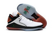 Wholesale Cheap Air Jordan 32 Low Gatorade White/Black-Red-Green